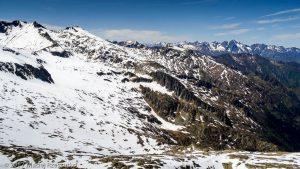 Pointe de Rabassère · Pyrénées, Ariège, Valée d'Ustou, FR · GPS 42°43'27.35'' N 1°19'31.13'' E · Altitude 2568m