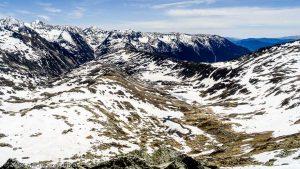 Pointe de Rabassère · Pyrénées, Ariège, Valée d'Ustou, FR · GPS 42°43'27.42'' N 1°19'31.28'' E · Altitude 2568m