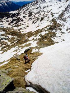 Pointe de Rabassère · Pyrénées, Ariège, Valée d'Ustou, FR · GPS 42°43'26.91'' N 1°19'30.96'' E · Altitude 2568m
