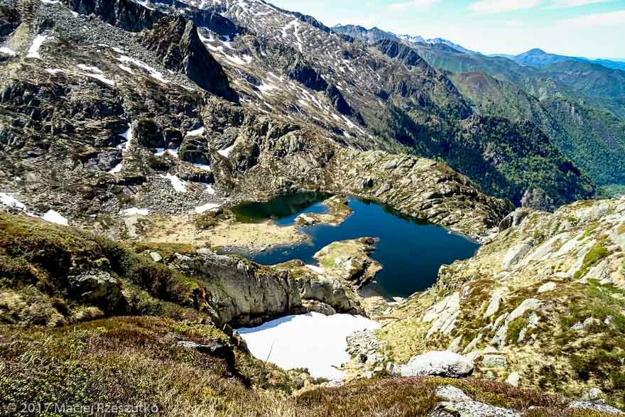 Étang de la Hillette · Pyrénées, Ariège, Valée d'Ustou, FR · GPS 42°43'52.37'' N 1°18'35.02'' E · Altitude 1988m