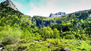 Cirque de Cagateille · Pyrénées, Ariège, Valée d'Ustou, FR · GPS 42°44'43.63'' N 1°17'49.58'' E · Altitude 1249m