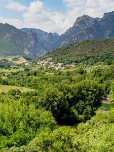 Gorges d'Héric · Hérault, Parc Naturel du Haut-Languedoc, Massif du Caroux, FR · GPS 43°32'52.53'' N 2°58'46.91'' E · Altitude 139m