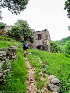 La Fage · Hérault, Parc Naturel du Haut-Languedoc, Massif du Caroux, FR · GPS 43°36'34.63'' N 3°0'28.43'' E · Altitude 727m