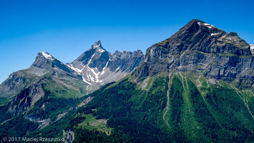 Tête de Louis Philippe · Alpes, Préalpes de Savoie, Massif du Giffre, FR · GPS 46°0'0.91'' N 6°38'28.97'' E · Altitude 992m