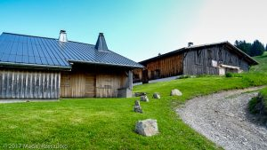 Les Tronchets · Alpes, Préalpes de Savoie, Massif du Giffre, FR · GPS 46°2'16.43'' N 6°39'29.48'' E · Altitude 1496m