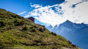 Refuge de Bel Lachat · Alpes, Aiguilles Rouges, FR · GPS 45°55'19.54'' N 6°49'43.70'' E · Altitude 2133m