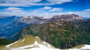 Le Brévent · Alpes, Aiguilles Rouges, FR · GPS 45°56'2.18'' N 6°50'16.50'' E · Altitude 2525m
