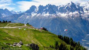 Planpraz · Alpes, Aiguilles Rouges, FR · GPS 45°56'15.24'' N 6°50'58.00'' E · Altitude 2088m