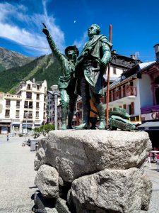 Chamonix-Mont-Blanc · Alpes, Aiguilles Rouges, FR · GPS 45°55'22.52'' N 6°52'13.07'' E · Altitude 1035m