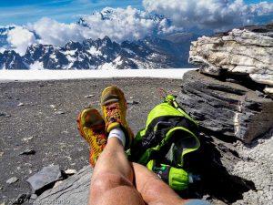 Mont Buet · Alpes, Aiguilles Rouges, Vallon de Bérard, FR · GPS 46°1'29.47'' N 6°51'8.92'' E · Altitude 3096m