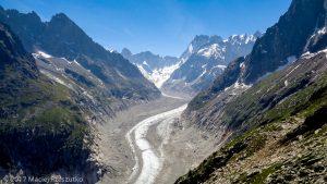 Signal Forbes · Alpes, Massif du Mont-Blanc, Vallée de Chamonix, FR · GPS 45°55'40.50'' N 6°54'47.26'' E · Altitude 2207m