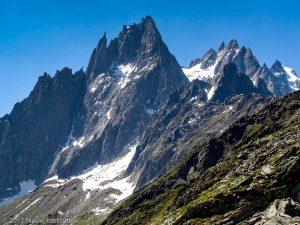 Signal Forbes · Alpes, Massif du Mont-Blanc, Vallée de Chamonix, FR · GPS 45°55'40.50'' N 6°54'47.27'' E · Altitude 2207m