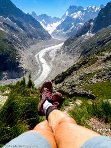 Signal Forbes · Alpes, Massif du Mont-Blanc, Vallée de Chamonix, FR · GPS 45°55'40.50'' N 6°54'47.29'' E · Altitude 2207m