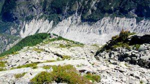 Signal Forbes · Alpes, Massif du Mont-Blanc, Vallée de Chamonix, FR · GPS 45°55'42.92'' N 6°54'46.45'' E · Altitude 2203m