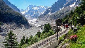 Montenvers · Alpes, Massif du Mont-Blanc, Vallée de Chamonix, FR · GPS 45°55'58.73'' N 6°55'1.84'' E · Altitude 1933m