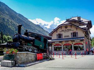 Chamonix-Mont-Blanc · Alpes, Massif du Mont-Blanc, Vallée de Chamonix, FR · GPS 45°55'22.72'' N 6°52'33.26'' E · Altitude 1114m