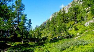 Le Béchar · Alpes, Aiguilles Rouges, Vallée de Chamonix, FR · GPS 45°59'14.43'' N 6°55'3.17'' E · Altitude 1708m