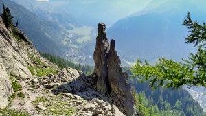 Aiguillette d'Argentière · Alpes, Aiguilles Rouges, Vallée de Chamonix, FR · GPS 45°59'5.26'' N 6°54'43.41'' E · Altitude 1884m