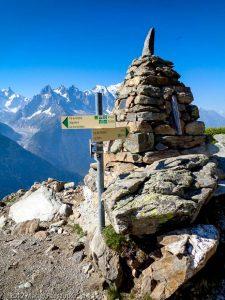 La Tête aux Vents · Alpes, Aiguilles Rouges, Vallée de Chamonix, FR · GPS 45°58'57.01'' N 6°54'23.58'' E · Altitude 2136m