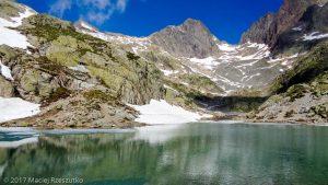Lac Blanc · Alpes, Aiguilles Rouges, Vallée de Chamonix, FR · GPS 45°58'52.89'' N 6°53'29.43'' E · Altitude 2341m