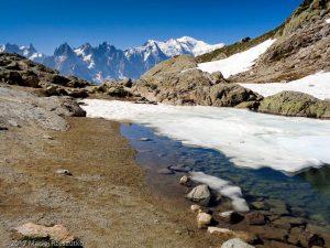 Lac Blanc · Alpes, Aiguilles Rouges, Vallée de Chamonix, FR · GPS 45°58'52.73'' N 6°53'28.75'' E · Altitude 2341m