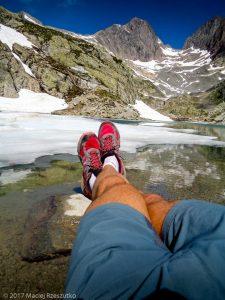 Lac Blanc · Alpes, Aiguilles Rouges, Vallée de Chamonix, FR · GPS 45°58'52.43'' N 6°53'28.80'' E · Altitude 2340m