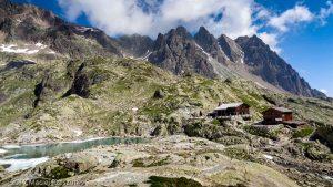Lac Blanc · Alpes, Aiguilles Rouges, Vallée de Chamonix, FR · GPS 45°58'50.78'' N 6°53'29.92'' E · Altitude 2346m