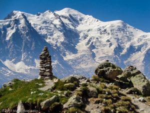 Lac Blanc · Alpes, Aiguilles Rouges, Vallée de Chamonix, FR · GPS 45°58'49.76'' N 6°53'29.88'' E · Altitude 2344m