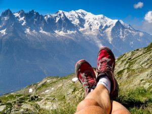 Lac Blanc · Alpes, Aiguilles Rouges, Vallée de Chamonix, FR · GPS 45°58'48.22'' N 6°53'29.58'' E · Altitude 2341m
