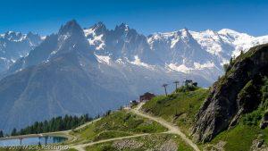 La Flégère · Alpes, Aiguilles Rouges, Vallée de Chamonix, FR · GPS 45°57'52.68'' N 6°53'10.03'' E · Altitude 1923m