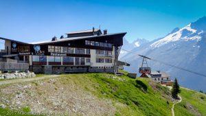 La Flégère · Alpes, Aiguilles Rouges, Vallée de Chamonix, FR · GPS 45°57'36.48'' N 6°53'9.24'' E · Altitude 1901m