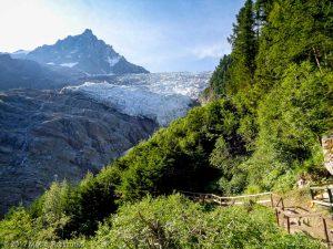 Chalet du Glacier des Bossons · Alpes, Massif du Mont-Blanc, Vallée de Chamonix, FR · GPS 45°53'38.40'' N 6°50'58.10'' E · Altitude 1421m