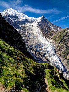 Bec du Corbeau · Alpes, Massif du Mont-Blanc, Vallée de Chamonix, FR · GPS 45°52'58.51'' N 6°51'12.79'' E · Altitude 2219m