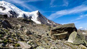 Gite à Balmat · Alpes, Massif du Mont-Blanc, Vallée de Chamonix, FR · GPS 45°52'42.58'' N 6°51'30.07'' E · Altitude 2520m