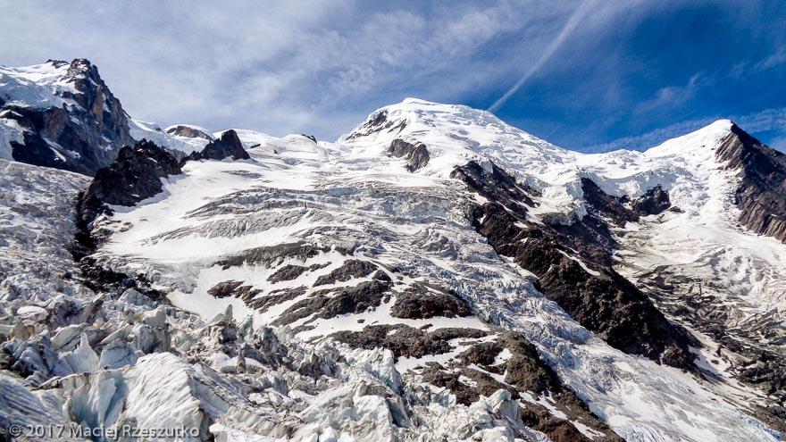 La Jonction · Alpes, Massif du Mont-Blanc, Vallée de Chamonix, FR · GPS 45°52'37.19'' N 6°51'28.43'' E · Altitude 2588m