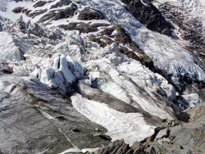 La Jonction · Alpes, Massif du Mont-Blanc, Vallée de Chamonix, FR · GPS 45°52'36.96'' N 6°51'28.49'' E · Altitude 2588m