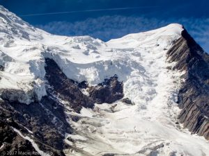 La Jonction · Alpes, Massif du Mont-Blanc, Vallée de Chamonix, FR · GPS 45°52'37.14'' N 6°51'28.50'' E · Altitude 2588m