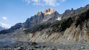 Mer de Glace · Alpes, Massif du Mont-Blanc, Vallée de Chamonix, FR · GPS 45°55'30.28'' N 6°55'22.46'' E · Altitude 1695m