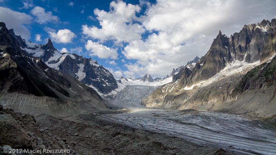 Mer de Glace · Alpes, Massif du Mont-Blanc, Vallée de Chamonix, FR · GPS 45°54'34.80'' N 6°56'50.34'' E · Altitude 1987m