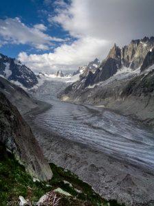 Mer de Glace · Alpes, Massif du Mont-Blanc, Vallée de Chamonix, FR · GPS 45°54'36.24'' N 6°56'54.89'' E · Altitude 2112m