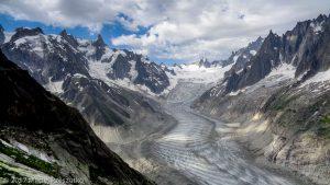 Balcon de la Mer de Glace · Alpes, Massif du Mont-Blanc, Vallée de Chamonix, FR · GPS 45°55'3.70'' N 6°56'56.63'' E · Altitude 2341m