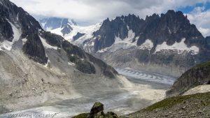 Balcon de la Mer de Glace · Alpes, Massif du Mont-Blanc, Vallée de Chamonix, FR · GPS 45°54'10.43'' N 6°58'25.31'' E · Altitude 2418m