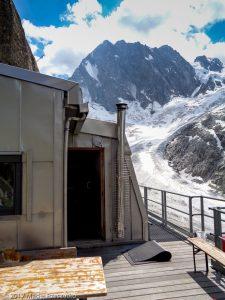Refuge de Leschaux · Alpes, Massif du Mont-Blanc, Vallée de Chamonix, FR · GPS 45°53'41.66'' N 6°58'51.40'' E · Altitude 2344m