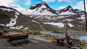 Refuge Victor Emmanuel II · Alpes, Massif du Grand Paradis, Valsavarenche, IT · GPS 45°30'45.56'' N 7°13'46.67'' E · Altitude 2735m
