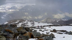 Glacier du Grand Paradis · Alpes, Massif du Grand Paradis, Valsavarenche, IT · GPS 45°30'51.50'' N 7°15'13.11'' E · Altitude 3460m
