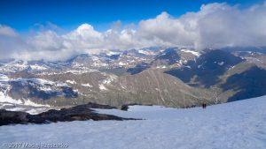 Glacier du Grand Paradis · Alpes, Massif du Grand Paradis, Valsavarenche, IT · GPS 45°30'49.34'' N 7°15'33.76'' E · Altitude 3656m