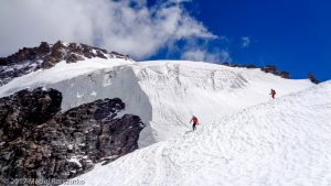Glacier du Grand Paradis · Alpes, Massif du Grand Paradis, Valsavarenche, IT · GPS 45°30'49.69'' N 7°15'41.42'' E · Altitude 3697m