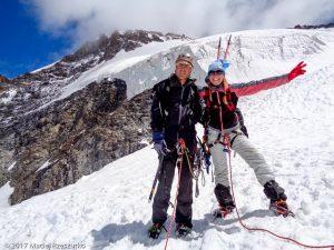 Glacier du Grand Paradis · Alpes, Massif du Grand Paradis, Valsavarenche, IT · GPS 45°30'49.67'' N 7°15'41.44'' E · Altitude 3693m