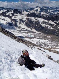 Glacier du Grand Paradis · Alpes, Massif du Grand Paradis, Valsavarenche, IT · GPS 45°30'51.74'' N 7°15'16.74'' E · Altitude 3500m