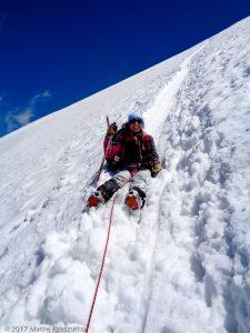 Glacier du Grand Paradis · Alpes, Massif du Grand Paradis, Valsavarenche, IT · GPS 45°30'51.75'' N 7°15'16.96'' E · Altitude 3500m
